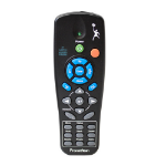 Promethean DLP-REMOTE IR Wireless Push buttons Black remote control