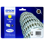 Epson C13T79144010 (79) Ink cartridge yellow, 800 pages, 7ml