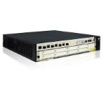 Hewlett Packard Enterprise HSR6602-G wired router Gigabit Ethernet Black