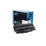 Click, Save & Print Remanufactured HP Q7516A Black Toner Cartridge