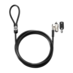 HP Master Keyed 10mm cable lock