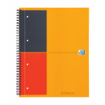 Oxford 100104036 writing notebook Orange A4