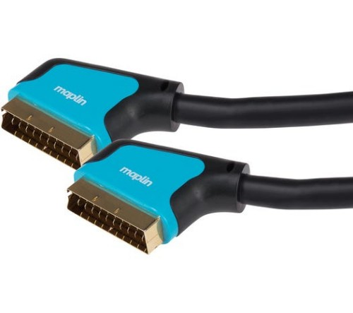 Maplin MAVSC001-030 SCART cable