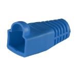 Cablenet RJ45 Cat6a Boot Blue 6.5mm