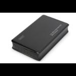 "Digitus DA-71116 storage drive enclosure 2.5"" HDD/SSD enclosure Black"
