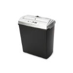 Digitus DA-81605 paper shredder Strip shredding 21.8 cm 74 dB Black