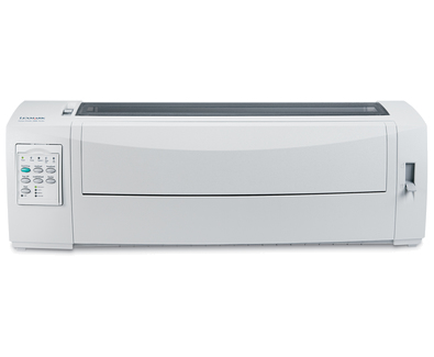 Lexmark 2581n+ dot matrix printer 240 x 144 DPI 618 cps