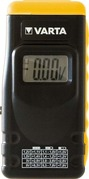 Varta 00891 battery tester Black