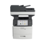 Lexmark MX711dhe Laser A4 Black,Grey
