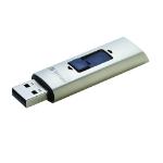 Verbatim Vx400 128GB USB 3.0 (3.1 Gen 1) USB Type-A connector Silver USB flash drive