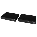 StarTech.com USB HDMI over Cat 5e / Cat 6 KVM Console Extender w/ 1080p Uncompressed Video - 330ft (100m)