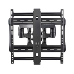 "Sanus Systems XF228 90"" Black flat panel wall mount"