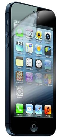 V7 Anti-Shock Screen Protector Film for iPhone 5 / 5S / 5C