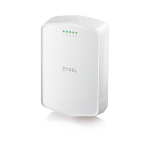 Zyxel LTE7240-M403 wireless router Single-band (2.4 GHz) Gigabit Ethernet 3G 4G White
