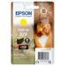 Epson Squirrel Singlepack Yellow 378 Claria Photo HD Ink