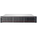 Hewlett Packard Enterprise MSA 1040 FC w/4 600GB SAS SFF HDD Bundle/TVlite 2400GB Rack (2U) disk array