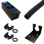 Cablenet 4 Way Pre-Assembled POD Box 2 x 2 Rows 5m Kit Vertical 70mm Deep 32mm