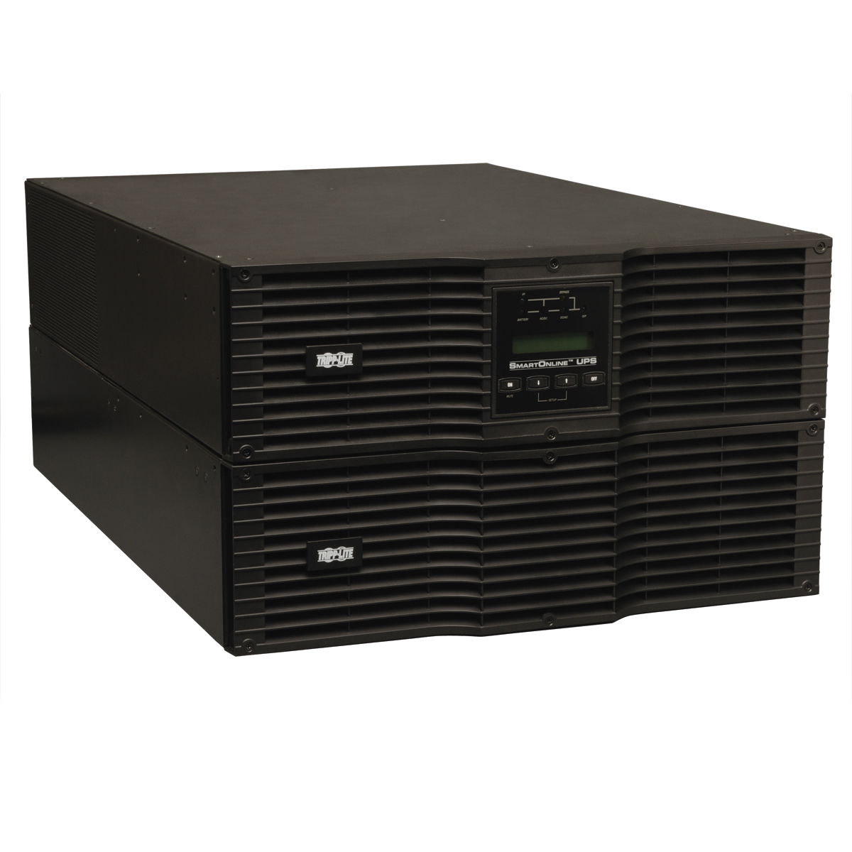 Tripp Lite SmartOnline 200-240V 10kVA 9kW Double-Conversion UPS, 6U, Extended Run, Network Card Slot, USB, DB9, Bypass Switch,C19