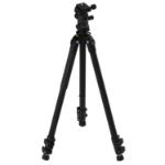 Sabrent TP-AL65 tripod Digital/film cameras 3 leg(s) Black