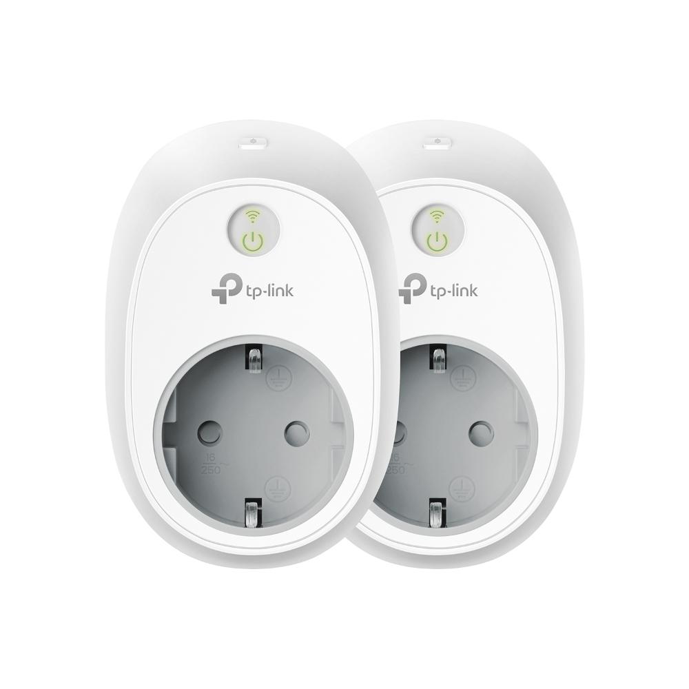 TP-LINK HS100P2 smart plug White 3680 W
