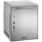 Lian Li PC-Q03 Mini-Tower Silver computer case