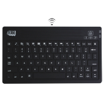 Adesso WKB-2000BA Bluetooth QWERTY English Black mobile device keyboard