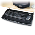 Kensington ® Under-desk Comfort Keyboard Drawer with SmartFit® System