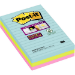 Post-It Super Sticky Notes Miami Lined Notes 101x152mm PK3
