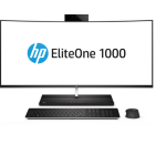 "HP EliteOne 1000 G1 3.4GHz i5-7500 34"" 3440 x 1440pixels Black All-in-One PC"