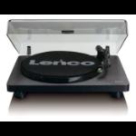 Lenco L-30BK audio turntable Belt-drive audio turntable Black