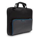 "Targus TED015GL notebook case 13.3"" Briefcase Black,Grey"