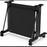 HP 3C753A printer cabinet/stand Schwarz