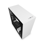NZXT Matte White H710i Mid Tower Chassis