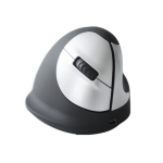 R-Go Tools HE Mouse, Ergonomic mouse, M, right, wireless