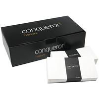 Conqueror OR LAID DL ENVELOPE BRIL WHT P500