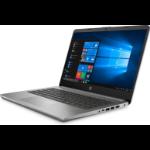 """HP 340S G7 Gray, Silver Notebook 35.6 cm (14"""") 1920 x 1080 pixels 10th gen Intel® Core™ i5 8 GB DDR4-SDRAM 256 GB SSD Wi-Fi 6 (802.11ax) Windows 10 Pro"""