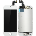 CoreParts MOBX-DFA-IPO5S-LCD-W mobile phone spare part Display Black, Silver, White