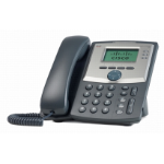 Cisco SPA 303 Wired handset 3lines LCD Black IP phone
