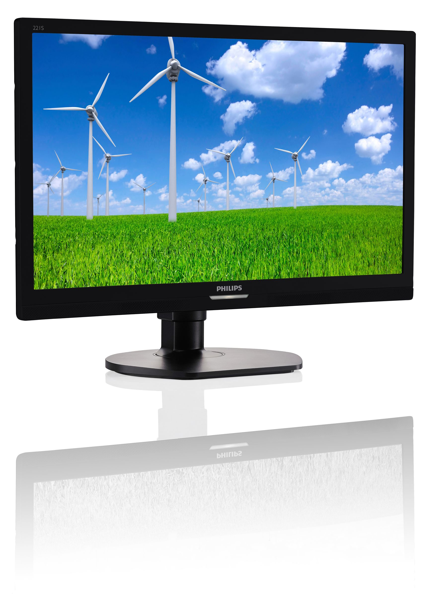 Philips Brilliance USB-docking LCD monitor