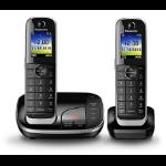 Panasonic KX-TGJ322E DECT telephone Black Caller ID