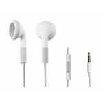 Apple MB770G/B In-ear Binaural Wired White mobile headset