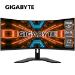 Gigabyte G34WQC LED display 86.4 cm (34