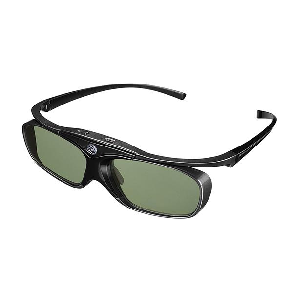 Benq DGD5 gafas 3D estereóscopico Negro 1 pieza(s)