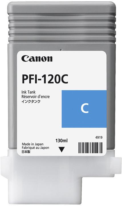 Canon 2886C001 (PFI-120 C) Ink cartridge cyan, 130ml