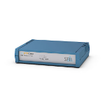 SEH myUTN-2500 print server Ethernet LAN Blue