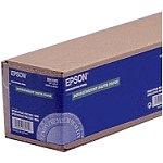 "Epson Doubleweight Matte Paper Roll, 24"" x 25 m, 180g/m²"