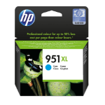 HP 951XL originele high-capacity cyaan inktcartridge