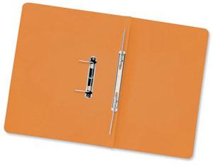 Guildhall 348-ORGZ folder 216 mm x 343 mm Orange
