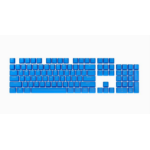 Corsair PBT Double-shot Pro Keycaps - Elgato Blue - Keyboard