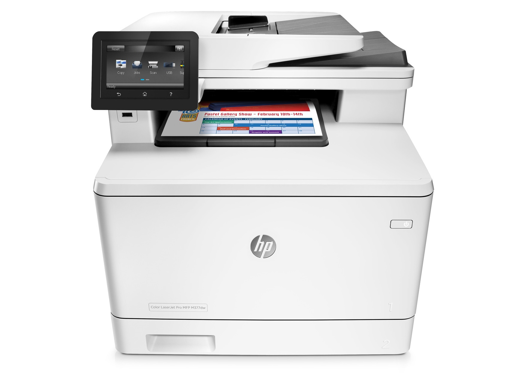 HP LaserJet Pro MFP M377dw Laser A4 Wi-Fi Grey